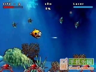 深海炸弹 AquaForce 1.1 绿色版