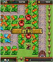 植物大战僵尸农场保卫战 1.0 支持手机平台栽种植物游戏