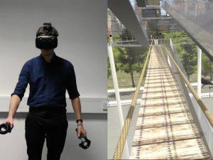 牛津大学开发VR成功治疗恐高症