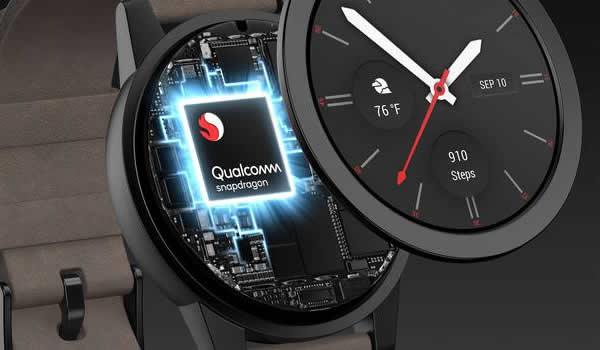 高通发布新款手表处理器,20%电量可以使用一周