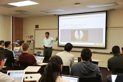 调查报告显示世界知名大学中,近半提供区块链技术课程