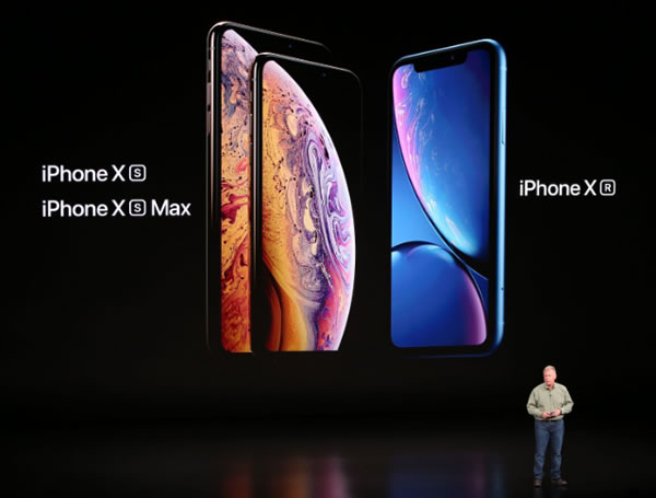 苹果公司刚刚发布了三款新iPhone,起价6499人民币