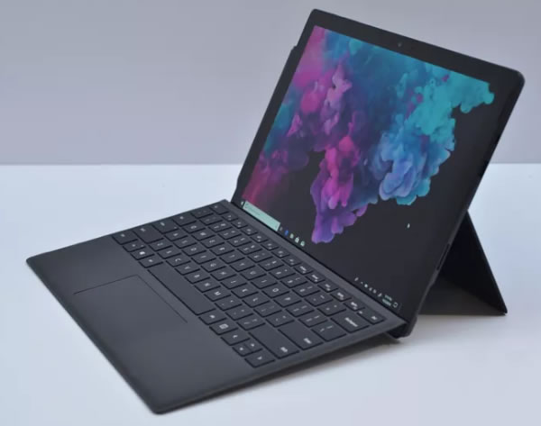 微软Surface Pro 6发布,国行起售价9188人民币
