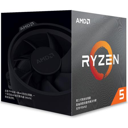 要不要选AMD R5 3500X,10款CPU性价比PK!