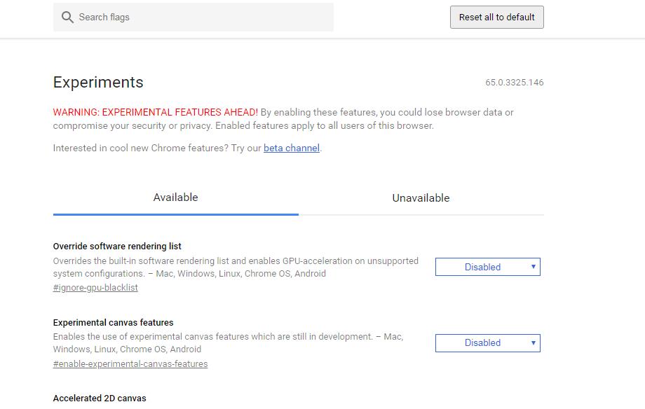 谷歌Chrome浏览器开启支持PWA网络应用教程